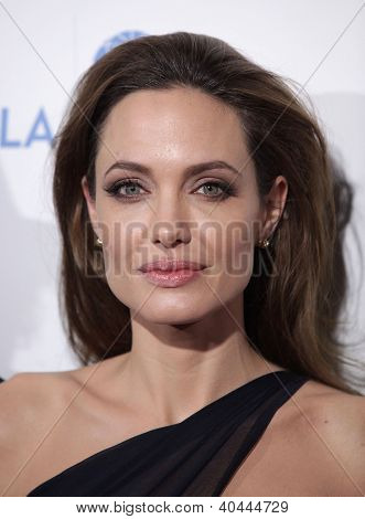 LOS ANGELES - DEC 8:  Angelina Jolie