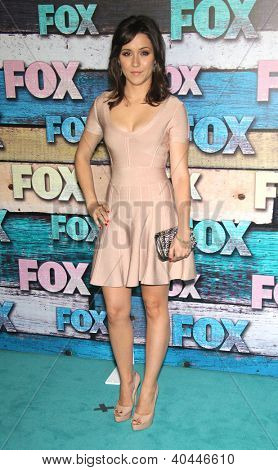 LOS ANGELES - JUL 23:  Shannon Woodward arriving to FOX All-Star Party 2012  on July 23, 2012 in West Hollywood, CA