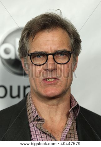 LOS ANGELES - JAN 10:  HENRY CZERNY ABC All Star Winter TCA Party 2012  on January 10, 2012 in Pasadena, CA