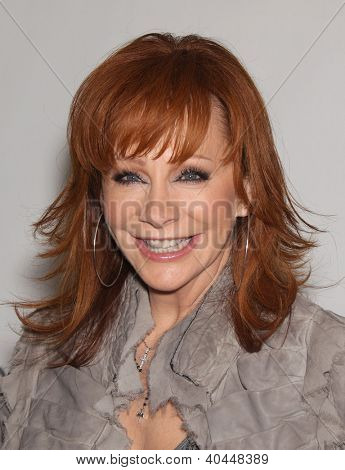 LOS ANGELES - JUL 27:  Reba McEntire ABC All Star Summer TCA Party 2012  on July 27, 2012 in Beverly Hills, CA