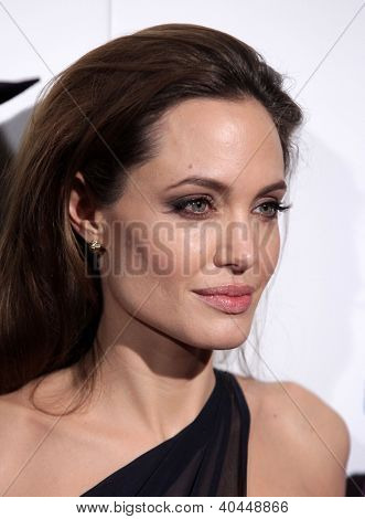 LOS ANGELES - DEC 8:  Angelina Jolie