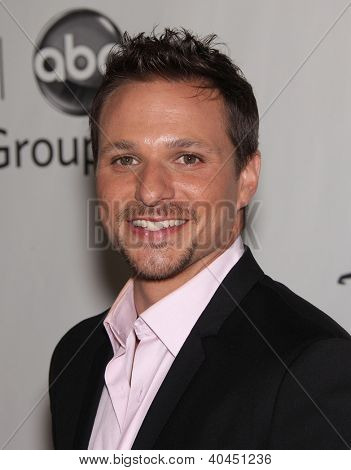 LOS ANGELES - JUL 27:  Drew Lachey ABC All Star Summer TCA Party 2012  on July 27, 2012 in Beverly Hills, CA