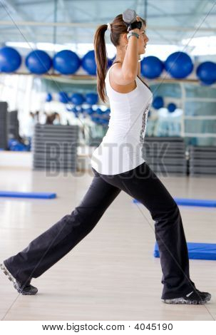 Gym Aerobics