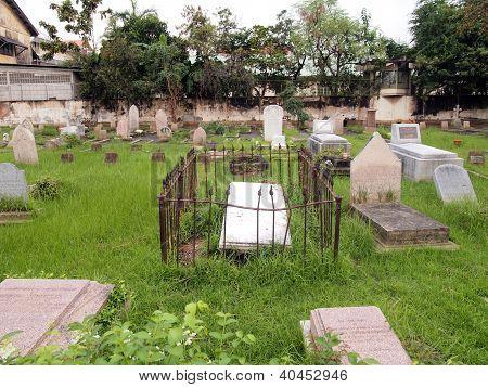 Protestant Cemetery Bangkok
