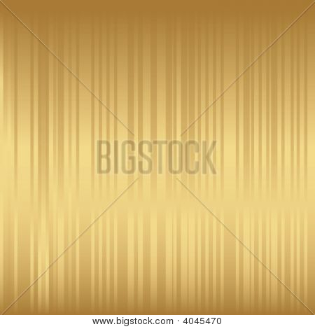 Golden Stripy Background