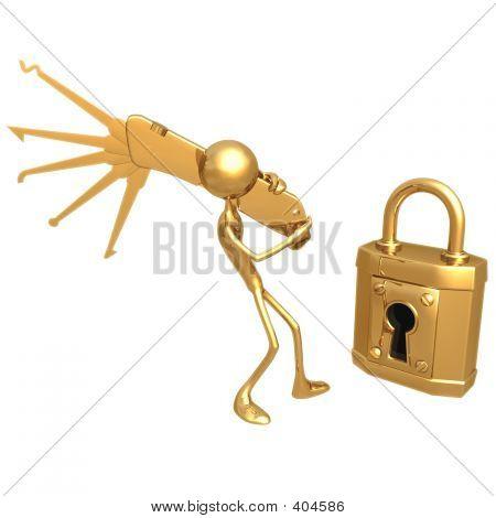 Lock-pick