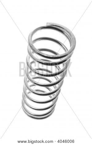 Espiral del metal