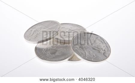 Silber Liberty Münzen