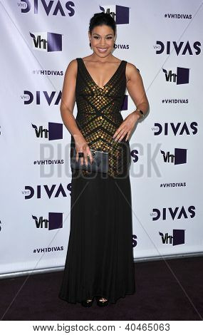 LOS ANGELES - DEC 16:  Jordin Sparks arrives to VH1 Diva's 2012  on December 16, 2012 in Los Angeles, CA