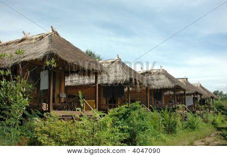 Village Garden Hut