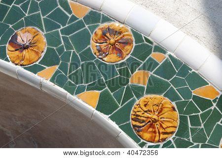 Mosaic Fragment