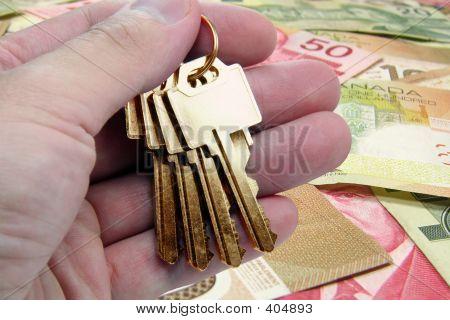 Golden Key To Success, Canadian Dollar