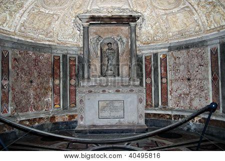 Saint Peter Martyrium Place
