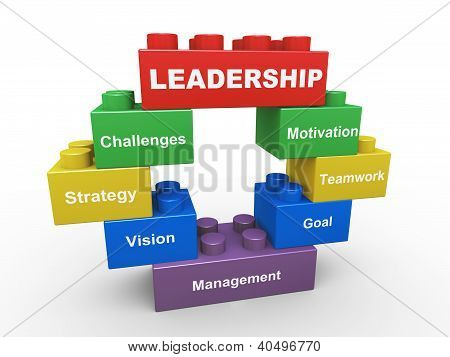 3D Leadership Building Blocks