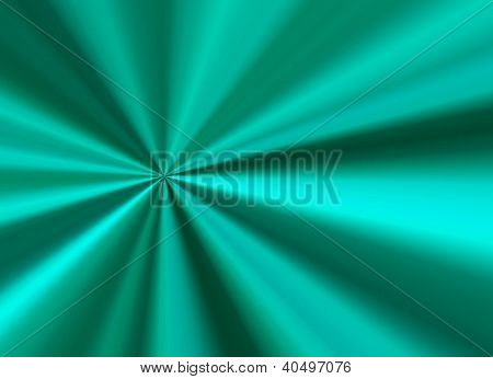Turquoise Satin Effect Background