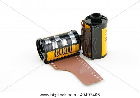 Camera Film Roll