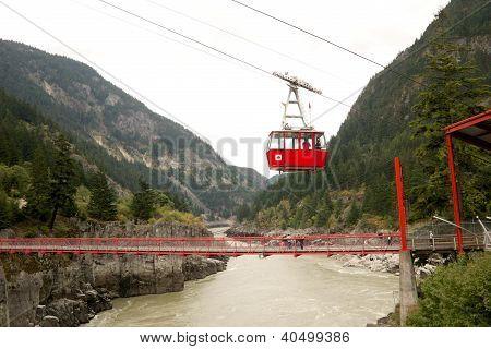 Hells Gate Cablecar