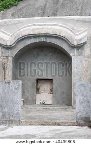 Turtleback Tomb