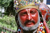 stock photo of ramlila  - Rishikesh India  - JPG
