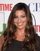 LOS ANGELES - AUG 03:  BIANCA KAJLICH Summer TCA Party 2011 - CBS / SHOWTIME / CW   on August 03, 20