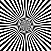 image of hypnotizing  - Black and white hypnotic background - JPG