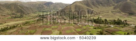 Peru Country Side Panoramic
