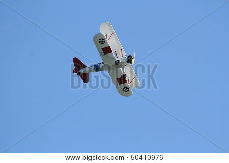 Us Navy Stearman