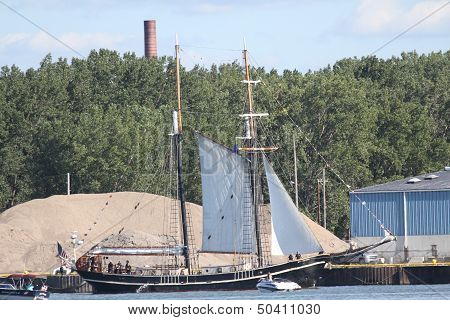 Stv Unicorn - Tall Ship