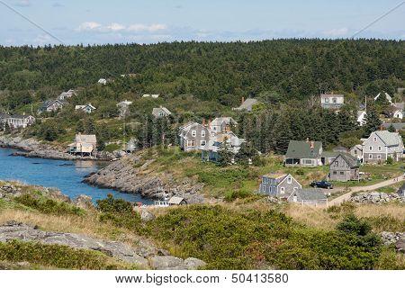 Monhegan, Maine
