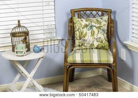 Indoor Beach Chair