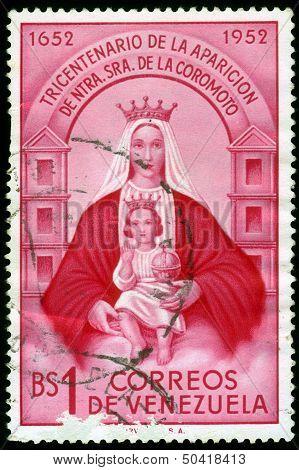 Our Lady Of Coromoto