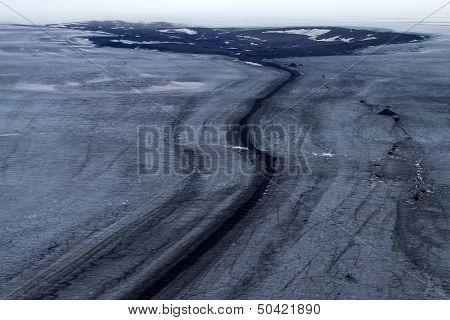 Spermatozoon Form: The Stone River From Nunantak
