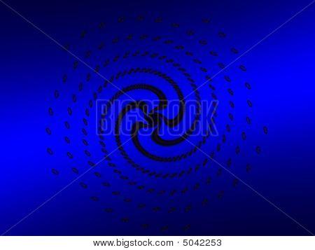 Swirl Background.