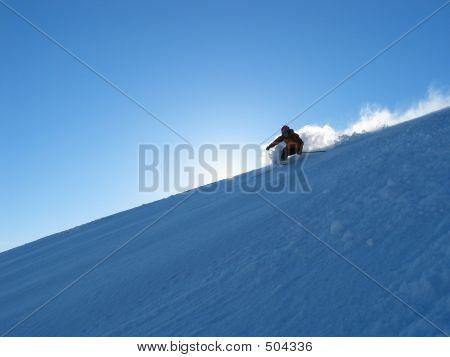 Fast Slalom Skier 2