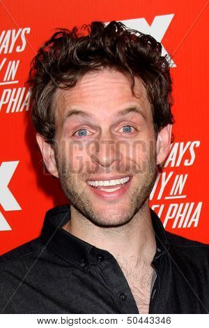 "LOS ANGELES - SEP 3:  Glenn Howerton at the FXX Network Launch Party And Premieres For ""It's Always Sunny In Philadelphia"" And ""The League"" at the Lure on September 3, 2013 in Los Angeles, CA"