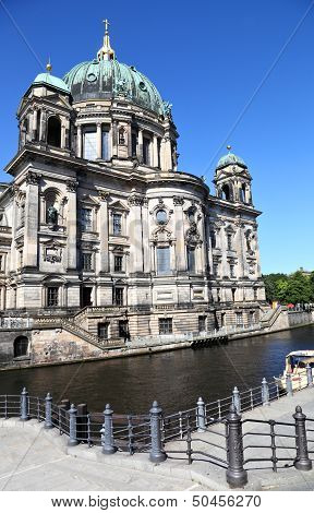 Berliner Dom , Germany