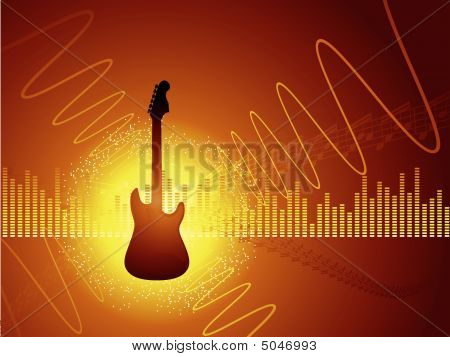 Background Guitar
