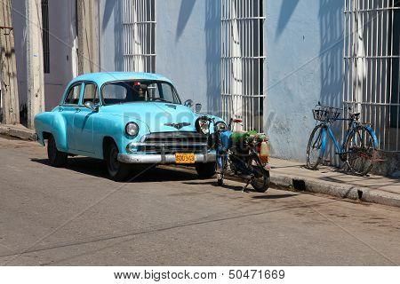 Cuba Car