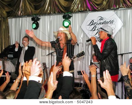 Kid Rock Performs At Barnstable-brown Gala
