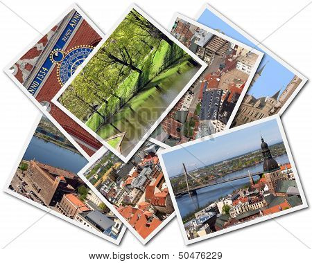 Riga Collage