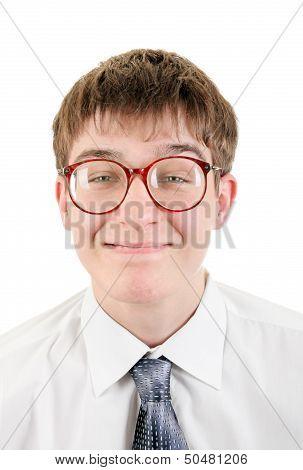 Stupid Look Student