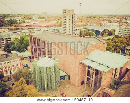 Retro Look City Of Coventry