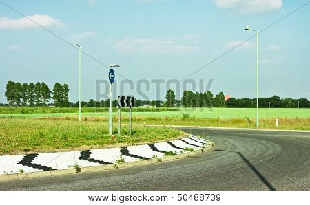 Modern Road