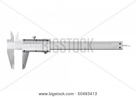 Steel Trammel on a white background