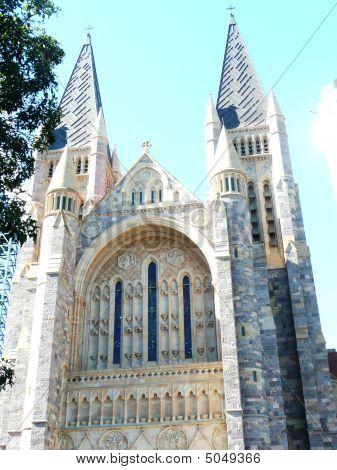 Heritage Anglican Cathedral Brisbane Queensland Australia
