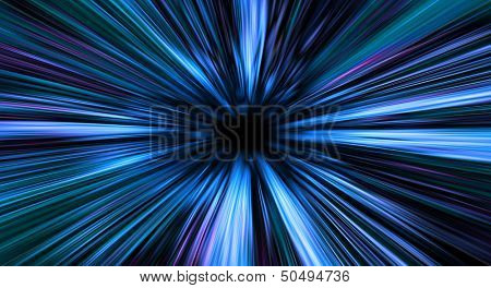 greased bright multi-colored abstract background, futuristic illustration