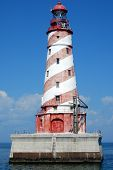 The White Shoal Lighthouse