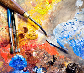 pic of expressionism  - Artistic equipment - JPG