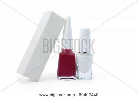 Sanding Block For Nails And Nail Polish
