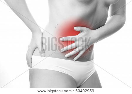 Pain In Abdomen